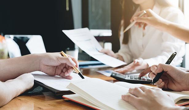 Составление налоговой отчетности