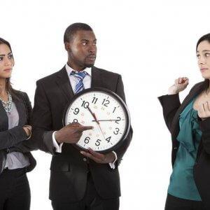 Пример оформления и образец объяснительной по поводу опоздания на работу