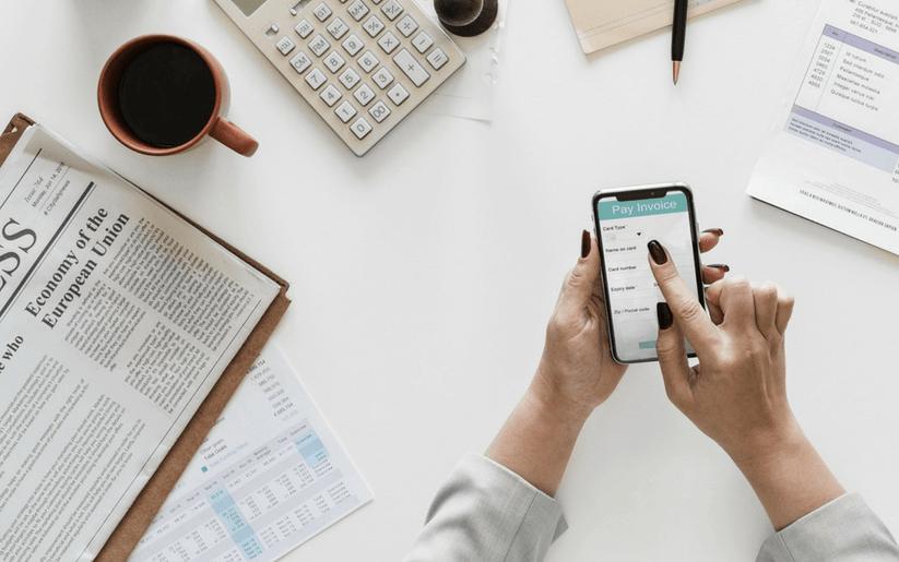 Оплата через мобильный банк