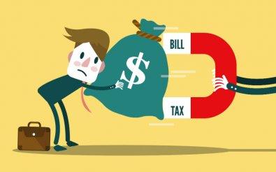 Процесс оплаты налога