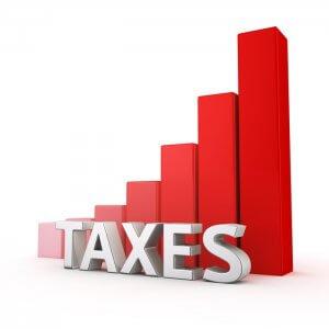 Ставки налоговых выплат