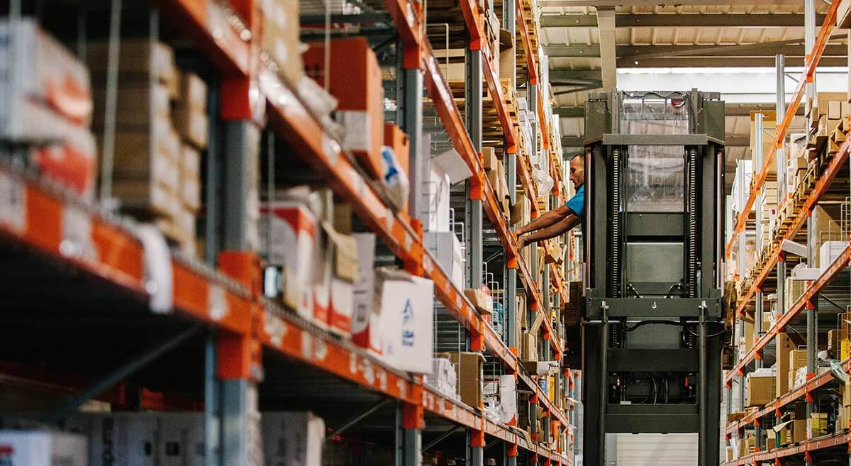 Инвентаризация на складах