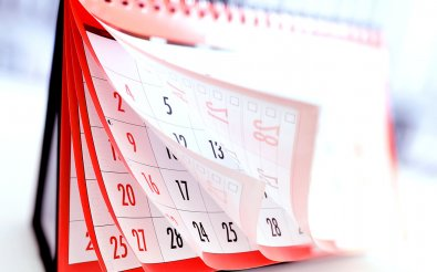 Праздничные дни по календарю
