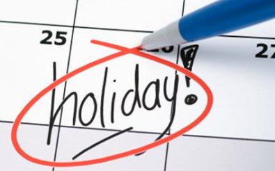 Оплата праздничных дней