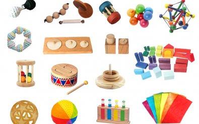 Эко-игрушки для детей