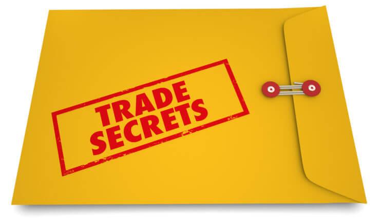 Коммерческая тайна компании - секретная информация