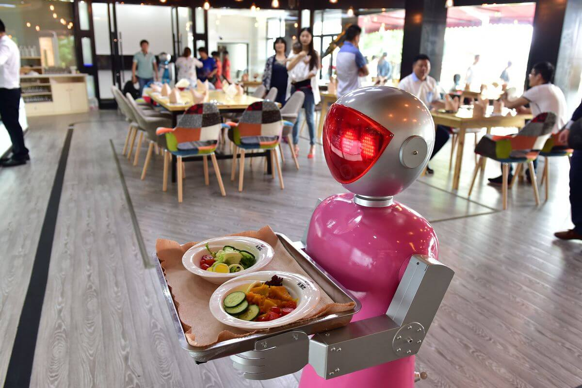 Ресторан будущего