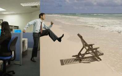 Право на ежегодный отпуск