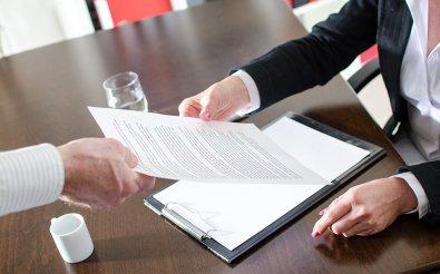 Удовлетворительная форма документа