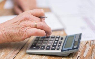 Наличие долгов у пенсионера