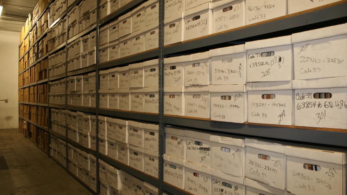 Архив с документами
