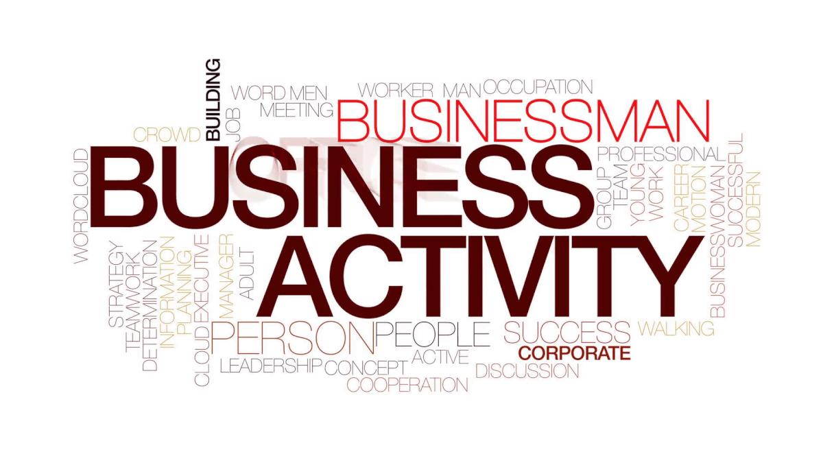 Предпринимательская активность