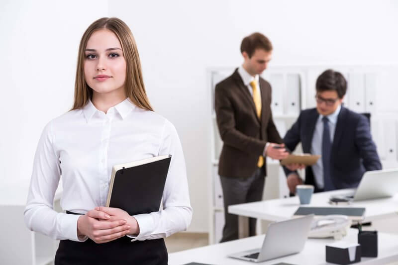 Положительная характеристика при увольнении