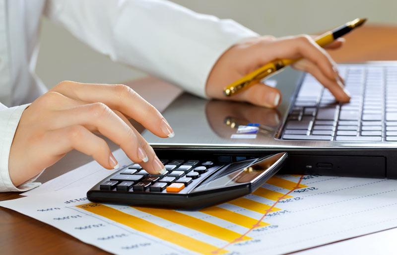 Составление отчета бухгалтером