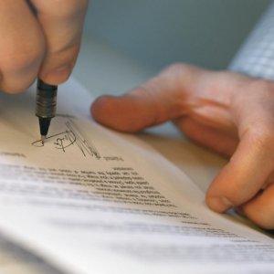 Подпись ответственного лица