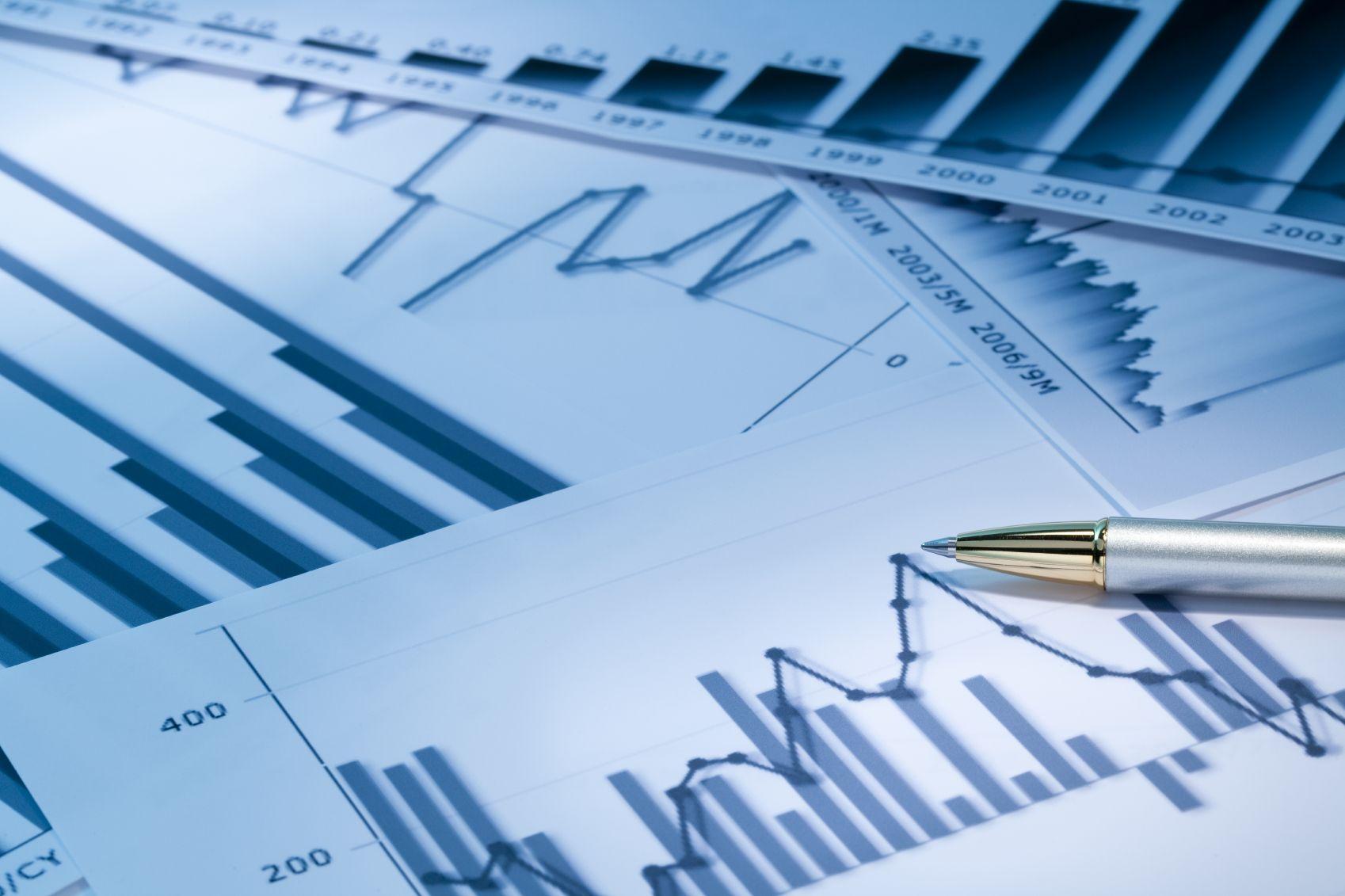 Анализ финансовых данных