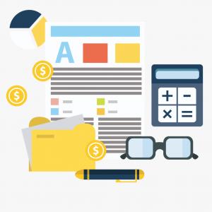 Составление бухгалтерской справки