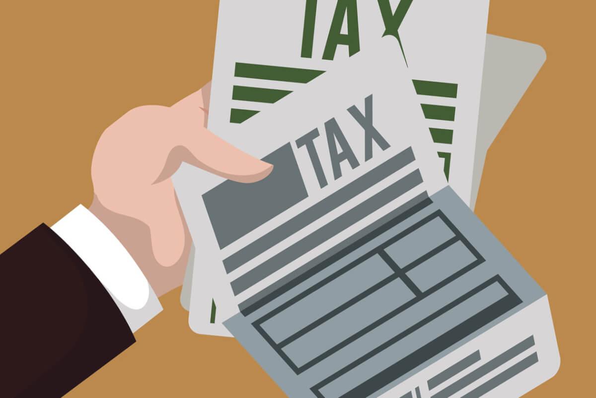 Особенность налогообложения