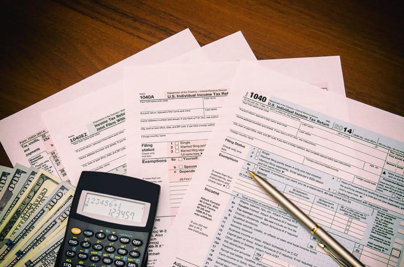 Расчет налога на недвижимость