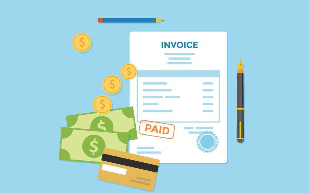 Оплаченные счета-фактуры