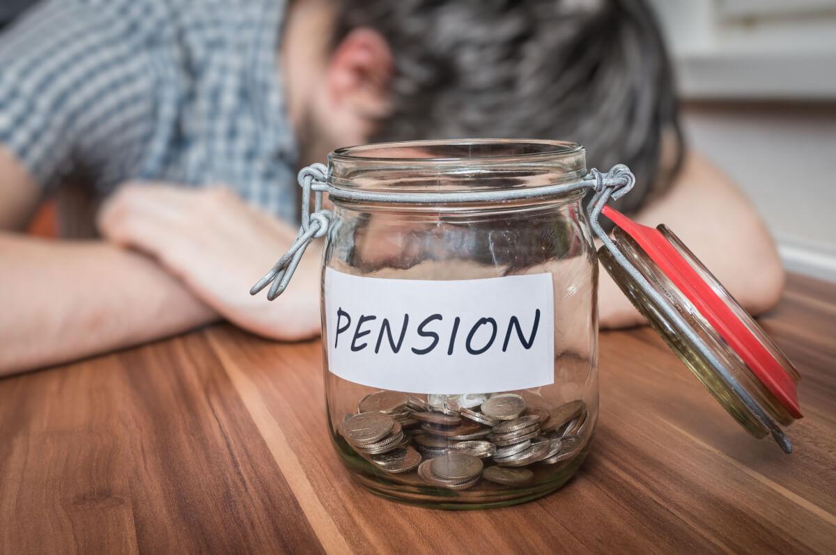 Неверный расчет пенсии