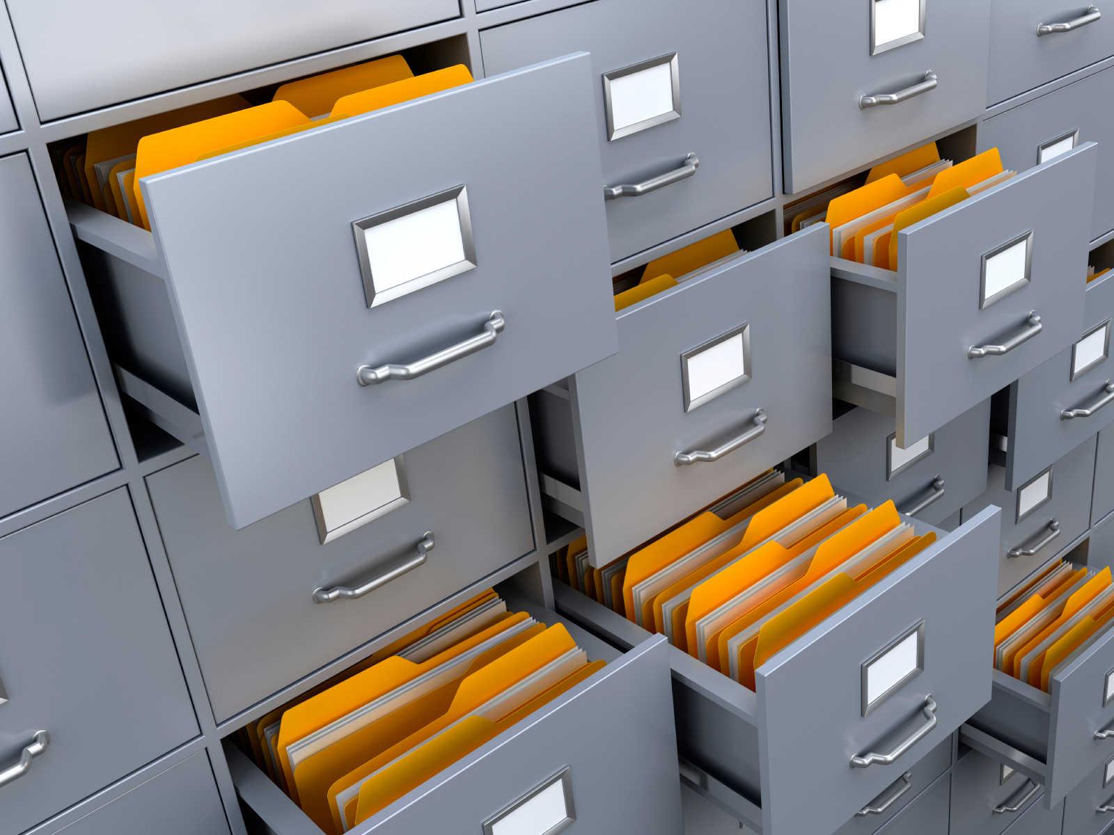 Хранение в специальных контейнерах