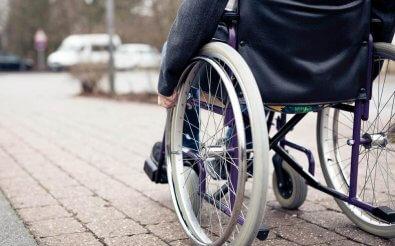 Инвалидность российского полицейского