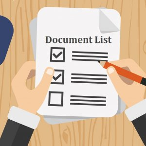 Предоставление необходимых документов