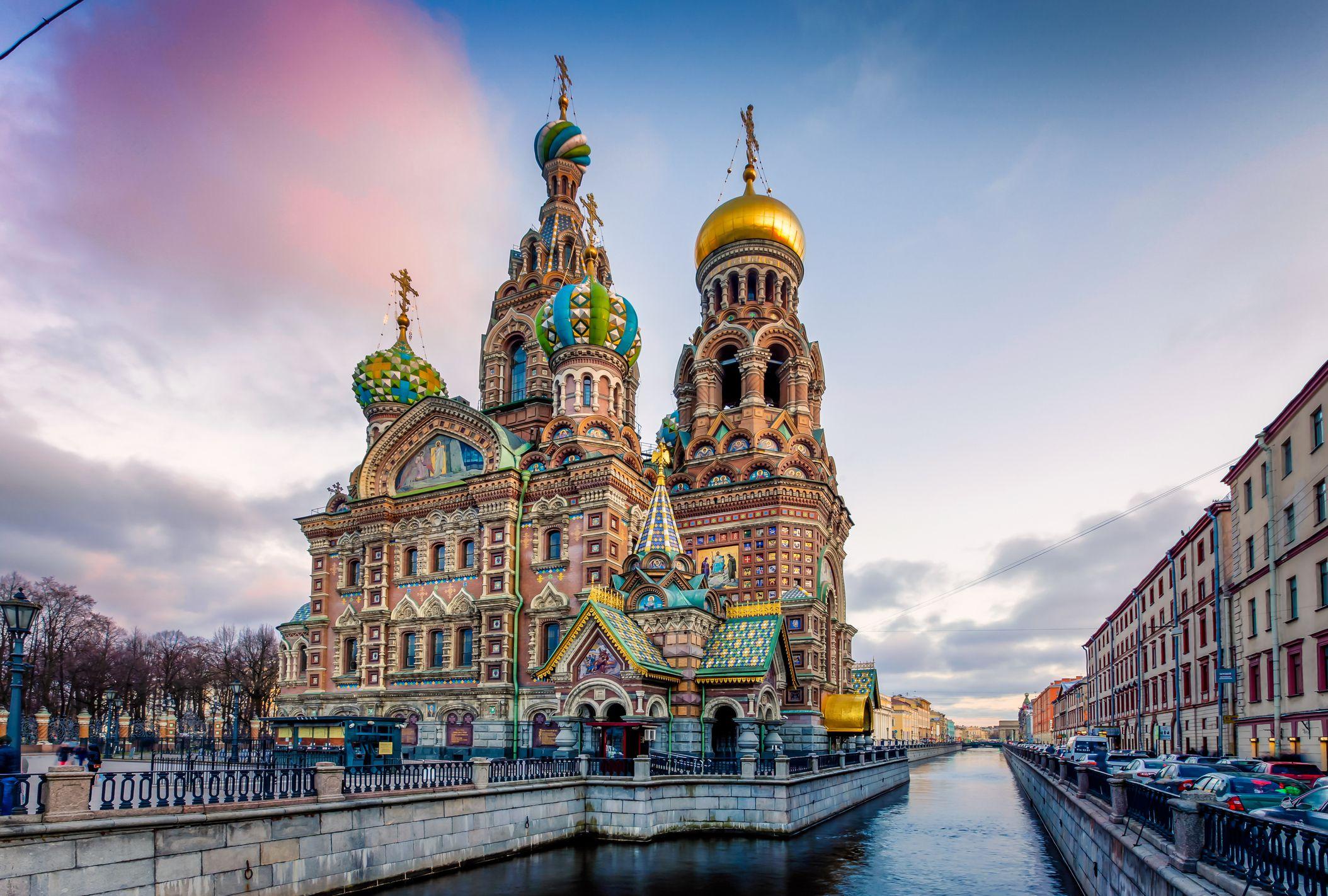 Открытие бизнеса в Санкт-Петербурге