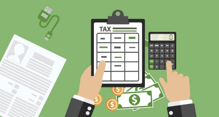 Порядок налогообложения