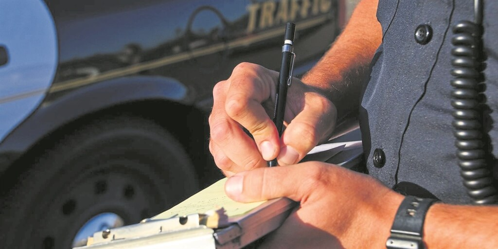 Дорожные штрафы