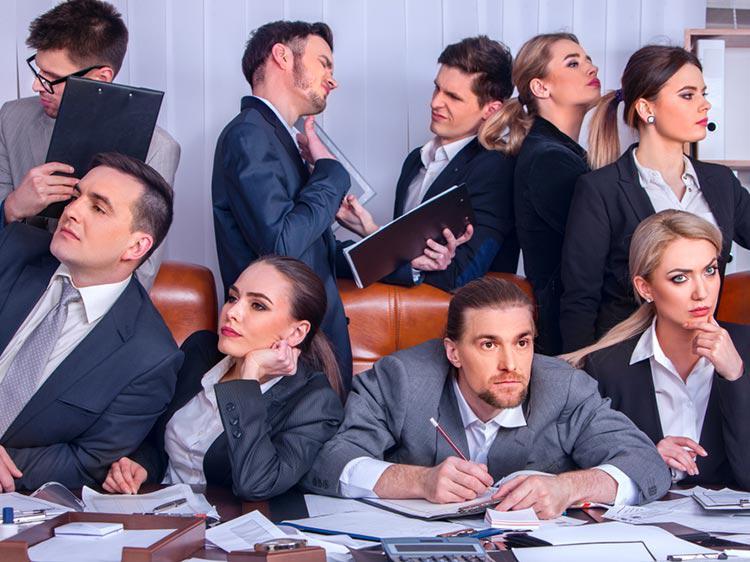 Появление долгов у компании