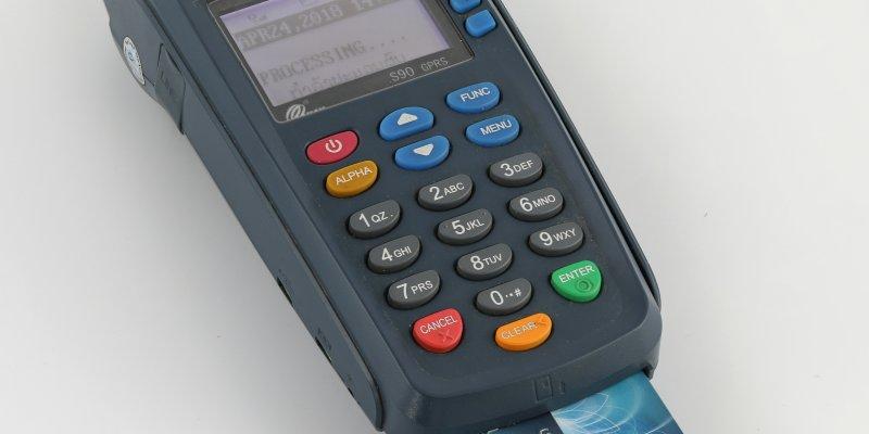 Сколько стоит терминал для оплаты картами различных товаров и услуг