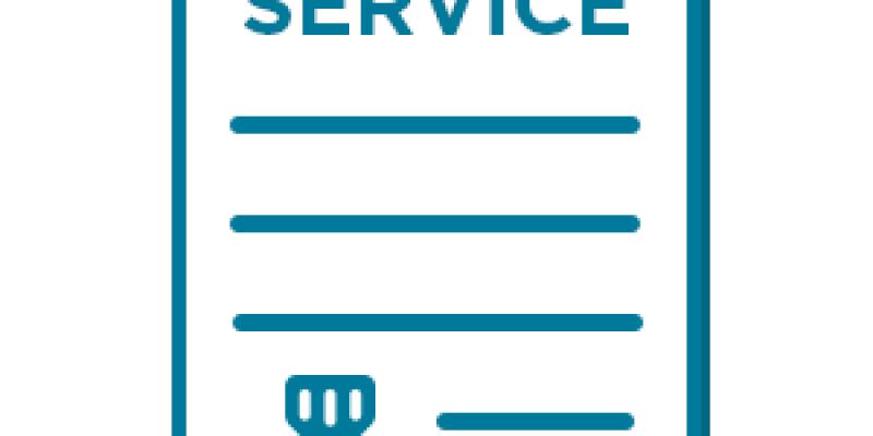 Как составлять договор на оказание дизайнерских услуг? Образец, авторское право