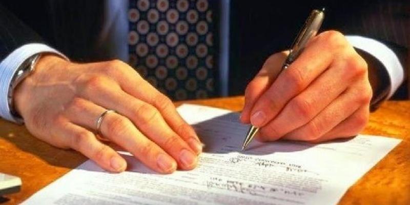 Как заполняется доп соглашение о расторжении договора, образец которого рекомендуется держать под рукой