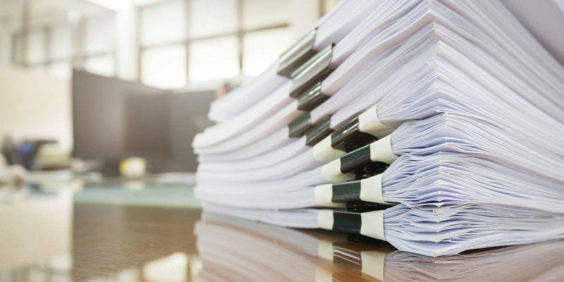 Что такое реестр документов, правила оформления и ведения