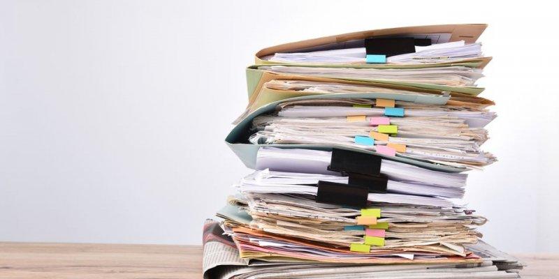Порядок хранения документов в организации — законодательное закрепление