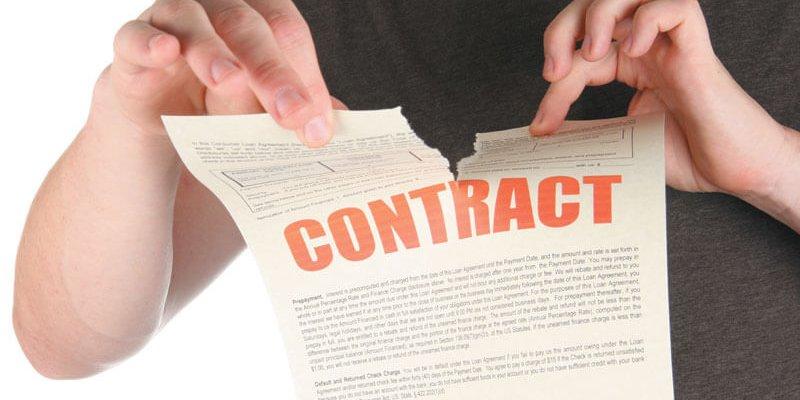 Прекращение договора поставки — как проводится процедура и для чего необходим документ