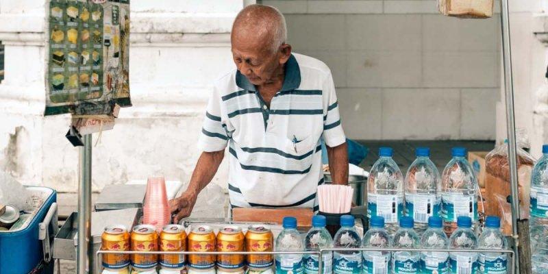 Торговля на улице физическим лицом — виды, разрешение и штрафы