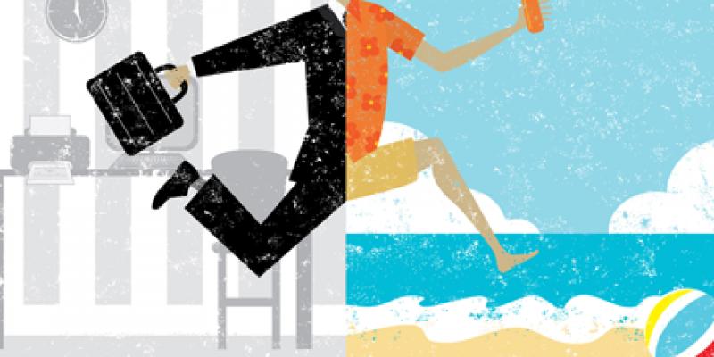 Как писать заявление на отпуск: образец и рекомендации по составлению
