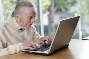 пенсионер в отпуске