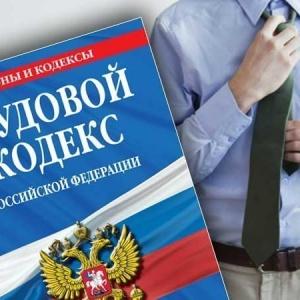 Статья 173 Трудового кодекса РФ: подача заявления и другие нюансы