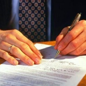 Составление доп соглашения о расторжении