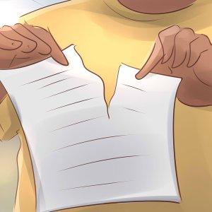 Недействительность документа