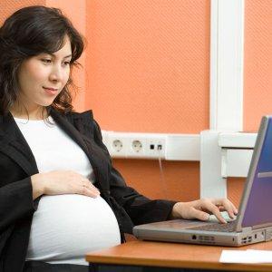 Особенности работы беременных