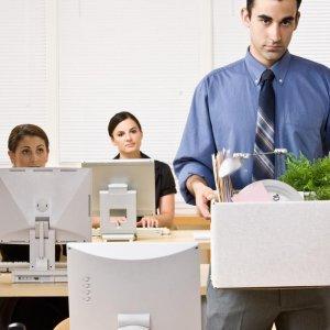 Как проходит увольнение