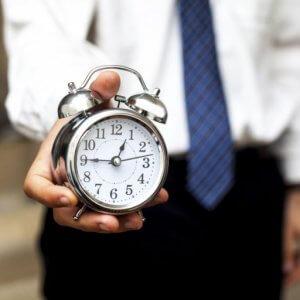 Сокращение времени