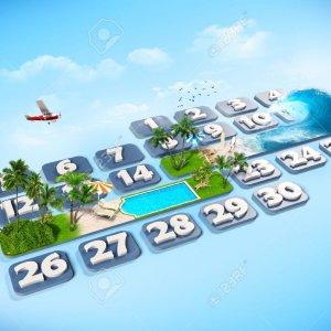 Длина отпуска