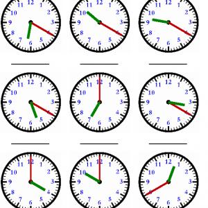 Подсчет рабочего времени