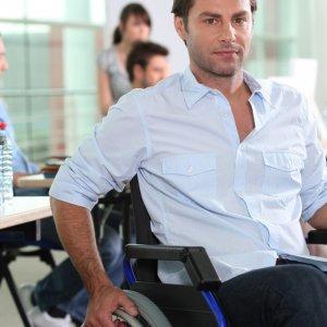 Работа инвалида